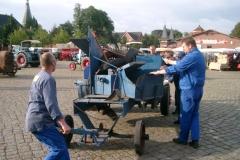 Bauernmarkt Wilster 2006