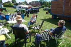 Sommerfest & Oldtimerfrühschoppen Brickeln 2017
